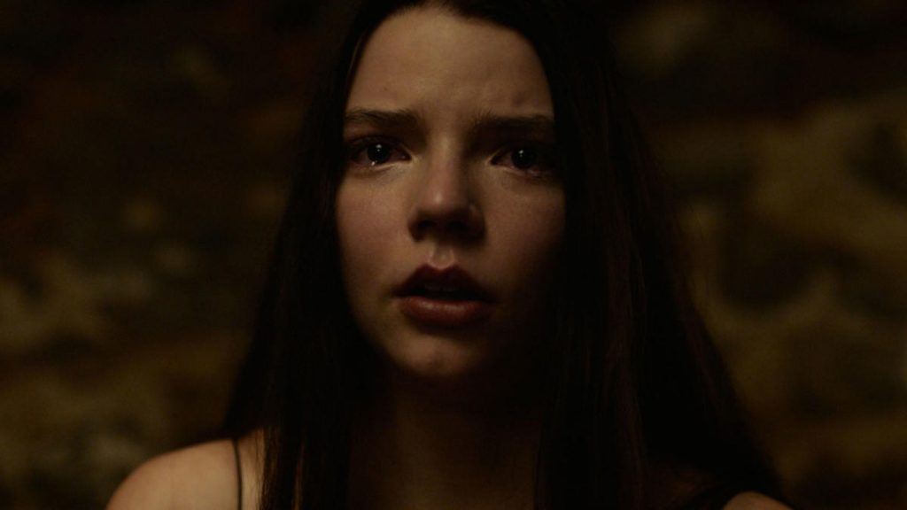 Anya Taylor-Joy as Casey Cooke in Split